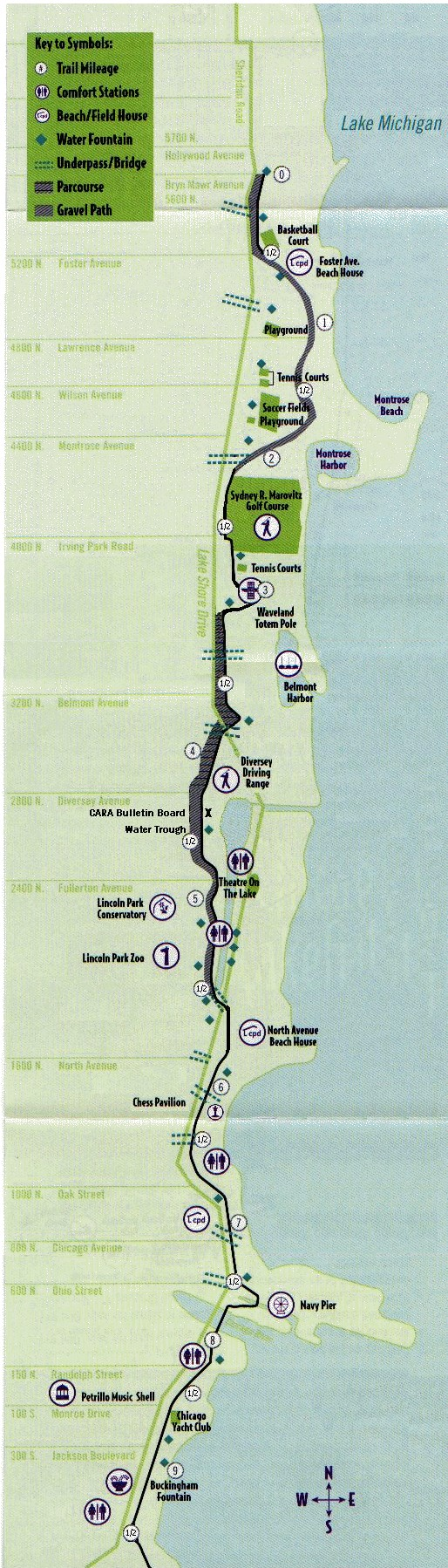 Illinois Bike Paths and Maps